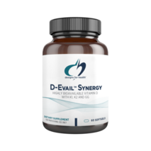 D-Evail™ Synergy 60 Softgels